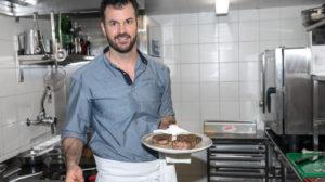 Chef Reto Steinegger